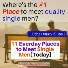 Best Place To Meet Single Men Over 40