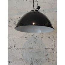 Suspension en t le maill e verte fonc e suspension vert for Lampes industrielles d occasion