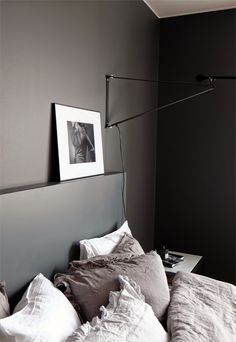 Dark Walls in the Bedroom | x 3