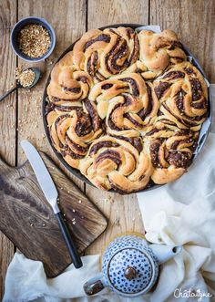 Food Photography 656681189403758416 - Brioche au mascarpone Source by Gourmet Recipes, Cake Recipes, Dessert Bread, Plated Desserts, Creative Food, Food Plating, Food Styling, Food Photography, Creative Photography