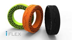 Hankook's iFlex recently passed a series of tests for durability, hardness, stability, slalom and speed