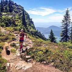 Welcome to #RunnerLand  Photo: @runlikeagirl_ca  Let us run wild and free!  Trails are our happy place our escape our fun our passion.  #runlikeagirl