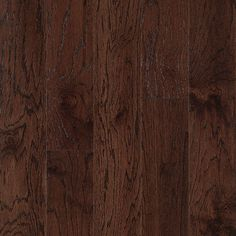 Install This PERGO Max Chocolate Oak Engineered Hardwood Floor In Light Or  Dark Rooms For A