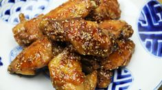 Sesame Chicken Wings  Making this recipe is easier than ordering Chinese take out!