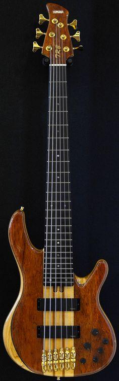 YAMAHA TRB 6 PII (via Bass Direct)