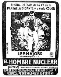 Resultado de imagen de carteles el hombre nuclear Tv, Comic Books, Baseball Cards, Comics, Sports, Poster, Men, Hs Sports, Comic Strips