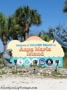My Florida Escape - Anna Maria Island Rentals and Vacation Giveaway! Sarasota Florida, Old Florida, Florida Vacation, Florida Travel, Florida Beaches, Florida Girl, Vacation Destinations, Dream Vacations, Vacation Spots