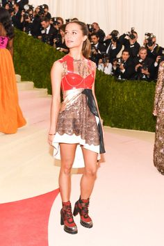 Pin for Later: The 1 Designer Who Completely Took Over the Met Gala Red Carpet