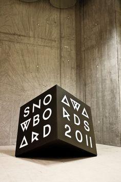 Norwegian Snowboard Awards 2011 by Lid&Wiken AS