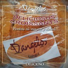 Frescos y listos para llevar! Croissants #SencillamenteDeliciosos  Ventas al detal en nuestros locales en @cibuspzo y próximamente en otros locales.  Pedidos al mayor: (0414)8928862  http://ift.tt/1QmUxwO  #croissant  #pan  #bread  #delicious  #deliciousfood  #venta  #Guayana  #PZO  #pzocity