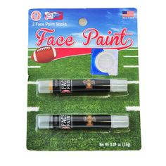 FACE PAINT 2 PACK B/VG