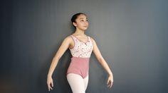 Rose Floral Leotard / Dance by Lina #dancebylina #danceleo #leotards #balletleotards #balletdancewear #leos #danceleos #dancewear #dancefloral #floralprintleotards #printedleotards #leotard #balletleotard