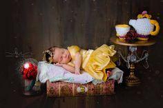 Fotos Newborn Disney Princesas