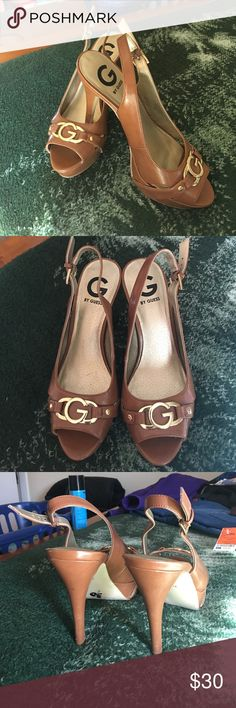 G By Guess heels 👠 G By Guess heels 👠  size 7 1/2 - excellent condition G by Guess Shoes Heels