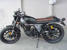 GPX Legend 200cc Cafe Racer