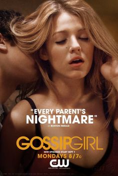 Like many teenage dramas the CW's Gossip Girl lures adolescents with sex, scandal and betrayal. This poster says it all Link: http://www.sugarslam.com/top-10-controversial-photos-of-2008/