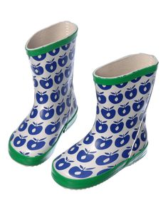and in blue please #smafolk #gumboot #rubber #boot