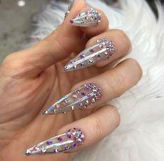 pinterest: @verifiedjerry Use this link https://share.fashionnova.com/x/7HTyG4 to get 25% of your Fashion Nova purchase #StilettoNials