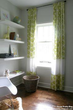 Modern White Nursery - Neutral Baby Room