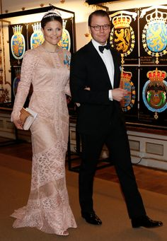 Crown Princess Victoria & Prince Daniel