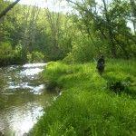 scenic Gunpowder river