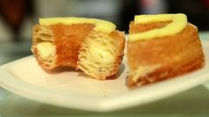 Get Dominique Ansel's famous Cronut recipe here: http://abcn.ws/1xVDivp