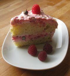 Beeren-Sahne-Törtchen [Springform, 18 cm] Cheesecake, Pudding, Sweets, Desserts, German Recipes, Food, Small Cake, Bakken, Tailgate Desserts
