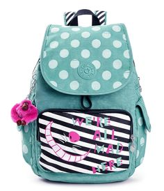 Kipling Women's Disney's Alice In Wonderland Citypack Printed Backpack, Tea Party Kipling Handbags, Kipling Bags, Disney Handbags, Disney Purse, Cute Backpacks, Girl Backpacks, Backpack Outfit, Fashion Backpack, Cosplay Alice In Wonderland