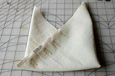 origami bag tutorial - Cerca con Google