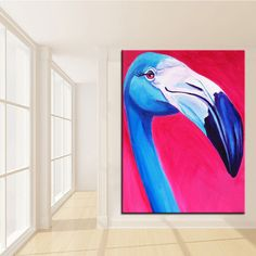 Cheap pictures of animated frogs, Buy Quality picture frame room divider directly from China pictures cute teddy bears Suppliers: Large size Print Oil Painting Wall painting flamingo Home Decorative Wall Art Picture For Living Room paintng No Frame