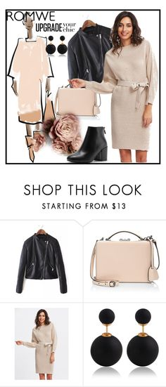 """""""Romwe 2"""" by elza-345 ❤ liked on Polyvore featuring Mark Cross"""