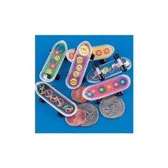 Fun Express  MINI SKATEBOARDS  Plastic 2 1Pack of 36 ** Learn more by visiting the image link. Note:It is Affiliate Link to Amazon.