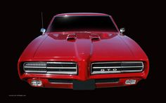 1969 cars | 1969 pontiac gto judge red hardtop 1680 01 gm muscle cars high ...