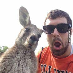 Selfie from Australia