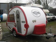 old teardrop trailers | 2007 DUTCHMEN TAB - TEAR DROP TRAVEL TRAILER for sale in Vancouver ...