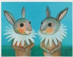 petra heikkilä Petra, Rabbit, Google, Animals, Art, Bunny, Art Background, Rabbits, Animales
