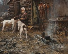 SEEKING APPROVAL    Not Just Wildlife Art of John & Suzie Seerey-Lester