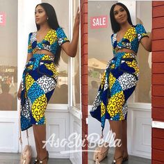 African fashion is available in a wide range of style and design. Whether it is men African fashion or women African fashion, you will notice. African Print Dresses, African Fashion Dresses, African Attire, African Wear, African Dress, African Style, African Prints, Ankara Fashion, African Print Pencil Skirt