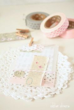 washi tape business cards  http://wishywashi.com