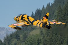Swiss Air Force Hawker Hunter T.1