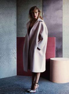 UK Harper's Bazaar September 2012