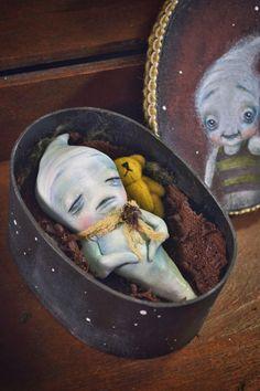 Boonilla Doll art by Sandra Arteaga
