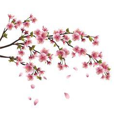 2c1ec649b flor de cerejeira - Pesquisa Google … Flor De Cerejeira Arte, Tattoo Flor  De Cerejeira