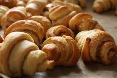 Last Minute Zimt-Croissants #cinnamon