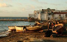 Ilha port - Ilha de Mocambique, Nampula
