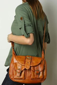 Little Brown Postal Purse #Fall #fashion Get 7% Cash Back http://www.studentrate.com/itp/get-itp-student-deals/lulu-s-Student-Discount--/0