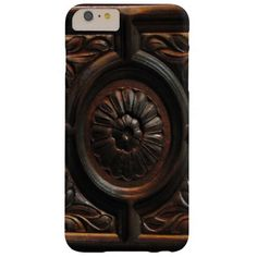 Wood Carving Abstract iPhone 6 Plus Case