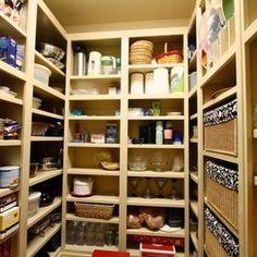Leath - traditional - pantry - atlanta - Housley Enterprises