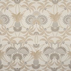 Flamingo Sand 821 (12250-101) available at James Dunlop Textiles