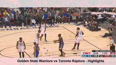 Golden State Warriors vs Toronto Raptors -Full Game Highlights 2016